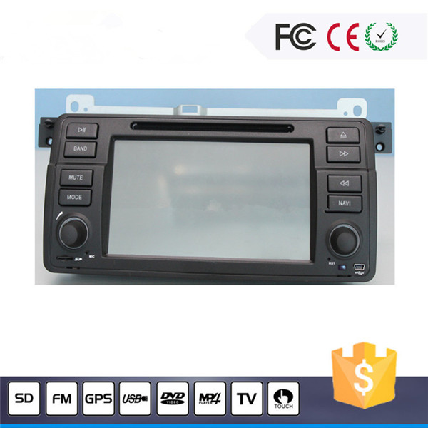 car dvd player E46 for BMW